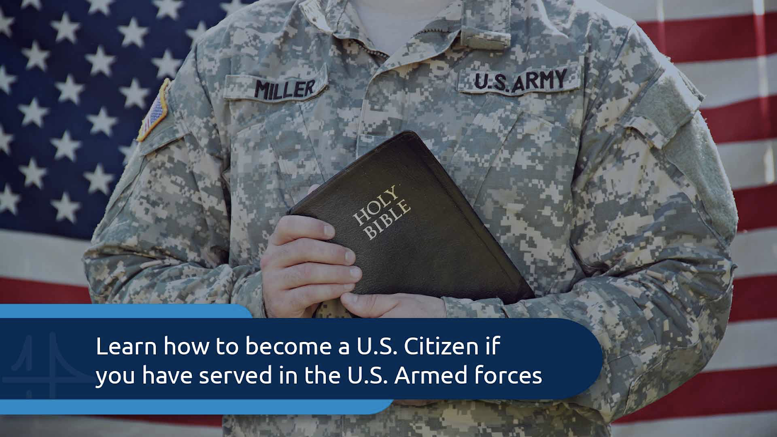 How do I apply for naturalization through military service?